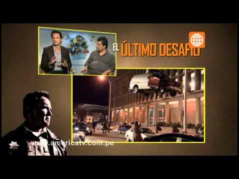 Cinescape: Entrevista a los actores latinos de