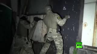 عملية اعتقال مجموعة إرهابية خططت لتنفيذ عمليات إرهابية في سان بطرسبورغ
