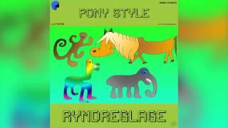 Rymdreglage - Pony Style - Radio Edit
