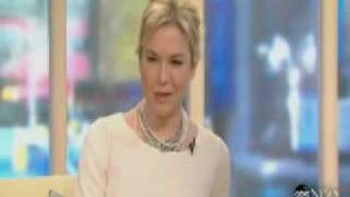 Renee Zellweger Interview January 2009 new