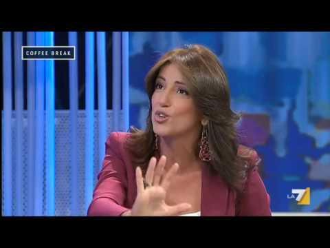 online retailer 0fc6f 4ebfe Chi è Tiziana Panella? Età, Altezza e Peso della giornalista ...