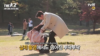 eng sub 161112 the k2 bts ep 13 14 15 yoona and chang wook
