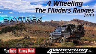 4 Wheeling The Flinders Ranges, part 3 of 6