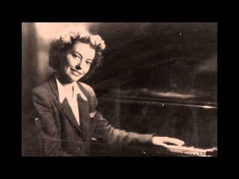 Monique Haas: Debussy, Arabesque n°1