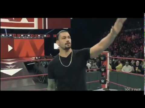 Sad good bye from Roman Reigns  | Bas rona  mat