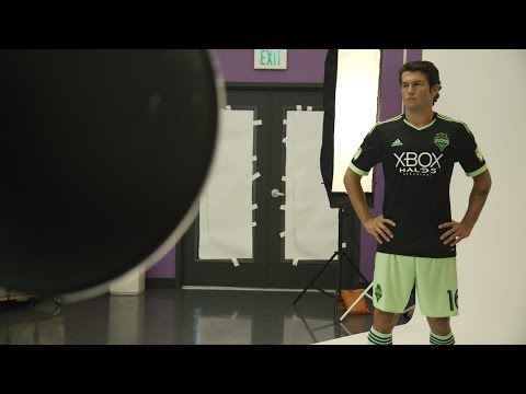 Halo 5 Guardians Kit Unveiled for Seattle Sounders
