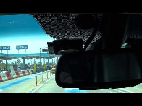엠피온 SET-430+ 하이패스 통과 영상