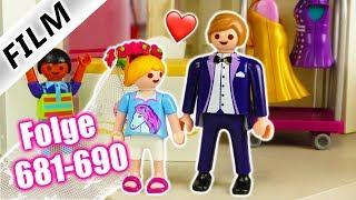 Playmobil Filme Familie Vogel: Folge 681-690 | Kinderserie | Videosammlung Compilation Deutsch