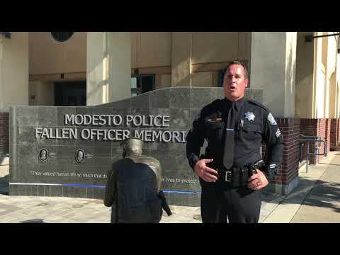 Modesto Police Department Hiring Steps to Success - YouTube