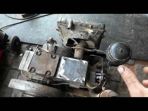 Trator caseiro MT4X4.13 CTGM parte 01