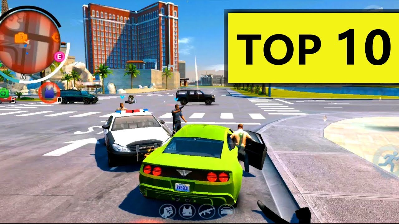 Top 10 Mejores Juegos Android 2018 Youtube