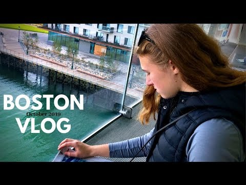 Visiting Boston In October