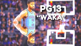 "Paul George OKC Mix - ""Waka"" feat. 6ix9ine"