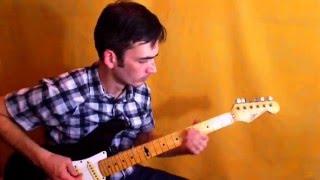 Learn Ten Iggy Pop Easy Guitar Riffs (with tab)