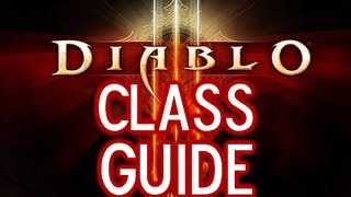 diablo 3 class guide all classes barbarian demon hunter monk witch doctor wizard