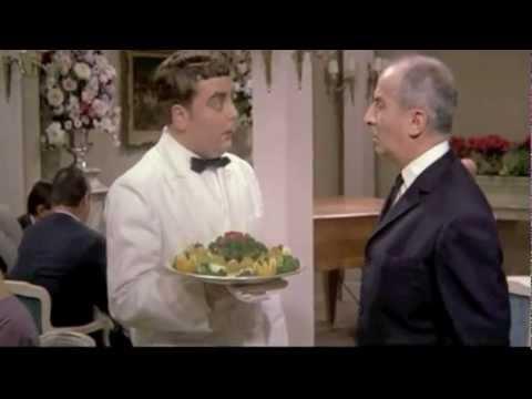 Louis de Funès - Le grand restaurant (1966) - Honte! (Affront) poster