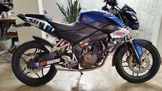 Les Presento Mi Moto || Pulsar 200 NS KIT Racing