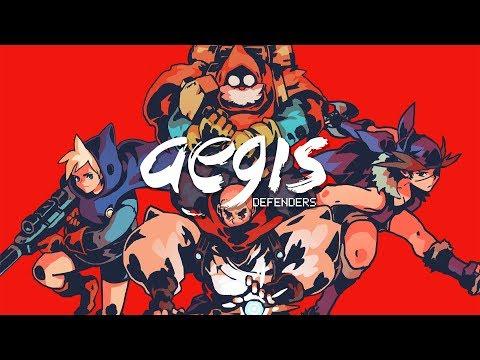 【Indie Spot】028 Aegis Defendersを実況&紹介プレイ【服装がジブリっぽいよね】