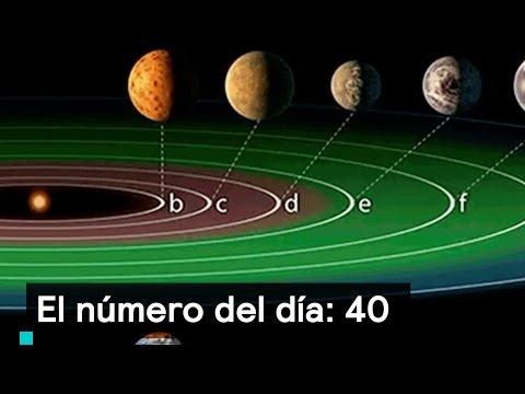 Científicos hallaron planetas del tamaño de la Tierra - Las Noticias con Danielle