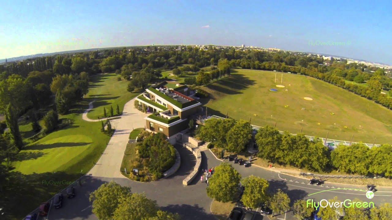 golf de rueil malmaison drone aerial video overview short youtube. Black Bedroom Furniture Sets. Home Design Ideas