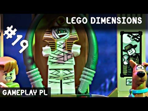 LEGO DIMENSIONS PO POLSKU #19 | SCOOBY DOO !