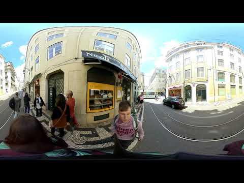 Lisboa  Portugal  360° VR