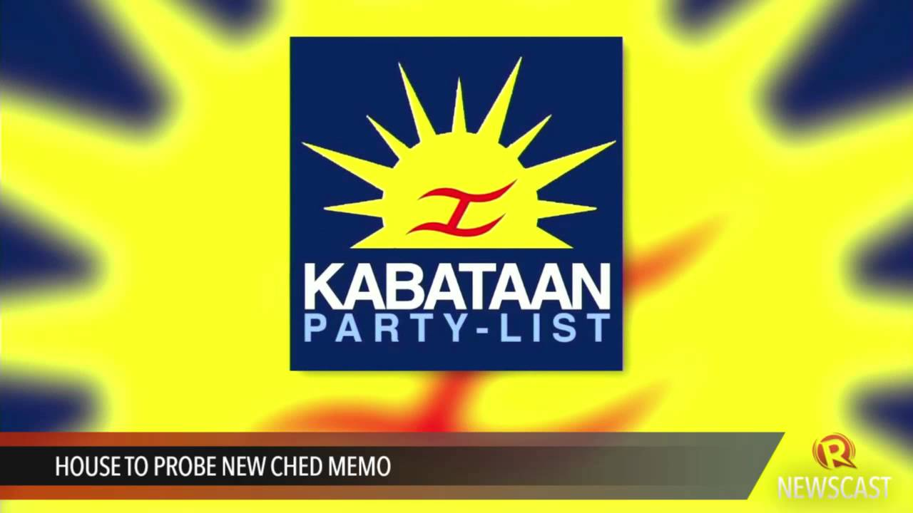 House to probe new CHED memo
