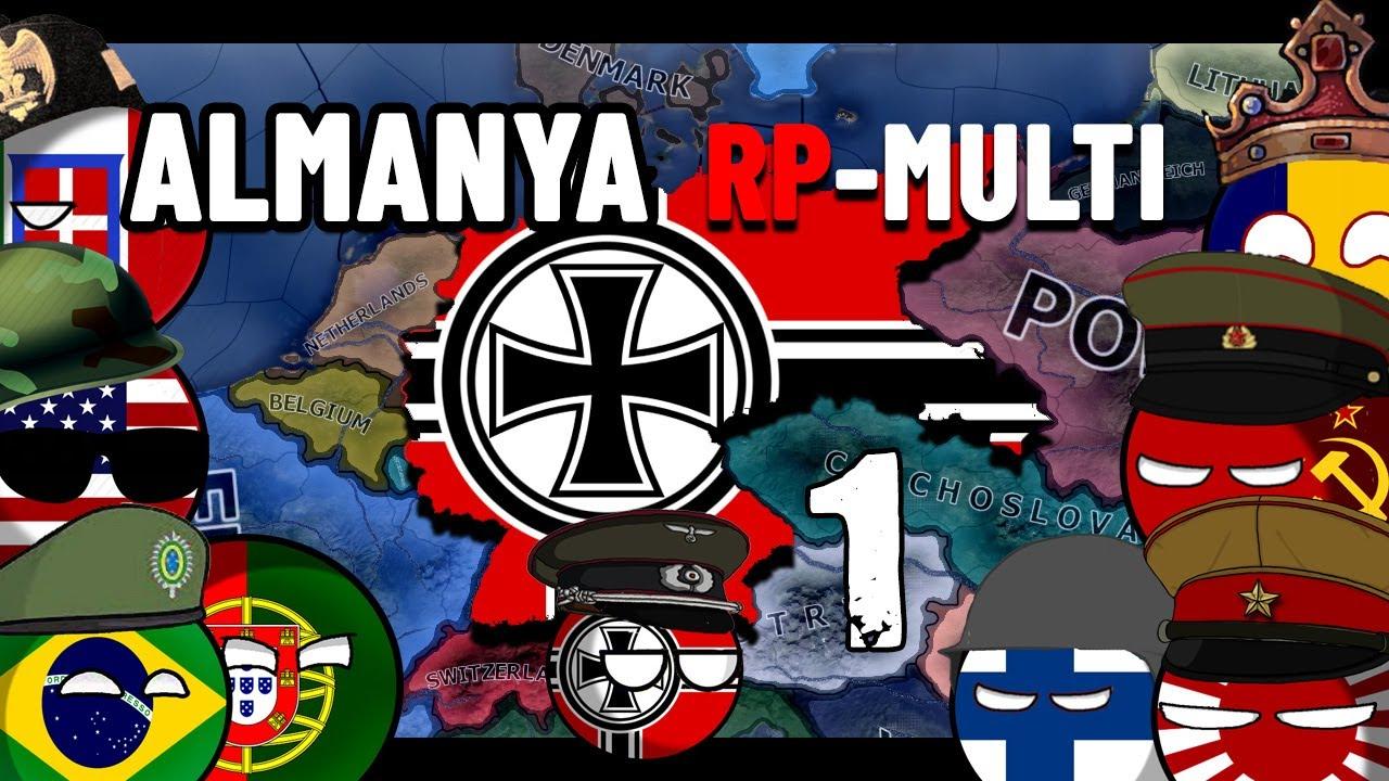 AVRUPANIN SAHİBİ   RT 56 RP - MULTIPLAYER   ALMANYA#1