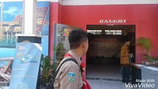 Gambar cover Kunjungan Ke Pameran Galeri Jejak Rempah Bangsa Maritim Taman Budaya Palu 25 September 2017