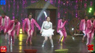 Keshavi Performance Promo - Dhee Champions (#Dhee12) - 22nd July 2020 - Sudigali Sudheer
