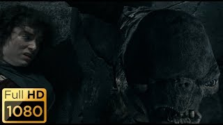 Схватка с пещерным троллем. Властелин колец: Братство кольца.