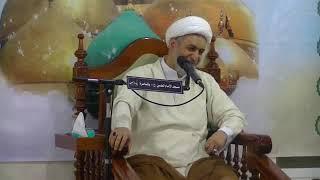 الشيخ قاسم آل قاسم - قيمة زيارة الإمام علي بن موسى الرضا عليه السلام