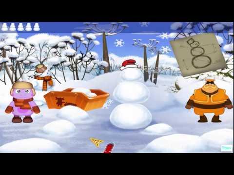 Лунтик Мини игры для детей Играем на Андройд обзор игры Best KIds Apps