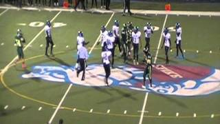 torre johnson 4 queen of peace football highlights 2011