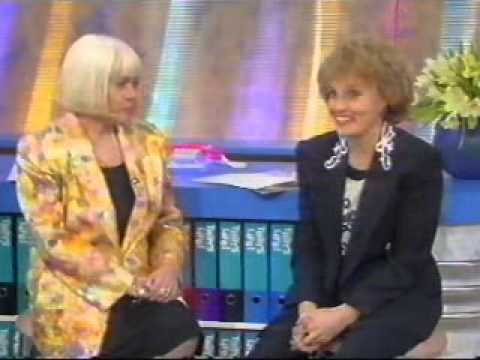 Wendy Richard on That's Life! 1994