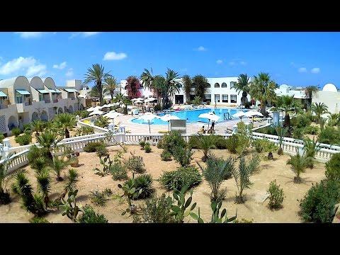 Отдых в Тунисе 2017-остров Джерба часть 1 Отель//Holidays in Tunisia in the island of Djerba