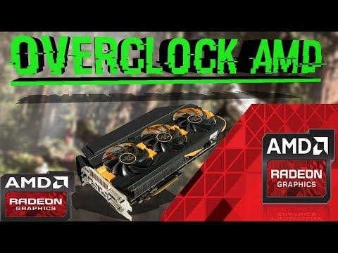 Como fazer overclock em placas de video AMD