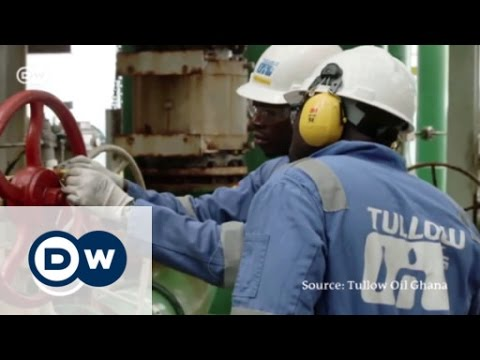 The oil price crisis and its impact on Ghana | Global 3000