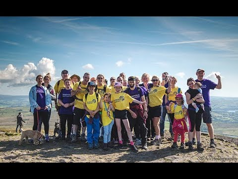 The Pendle 3 Peaks Charity Hike 13th August 2017