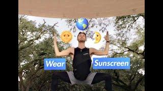 Wear Sunscreen Yoga Motivational And Life Advice- Baz Luhrmann