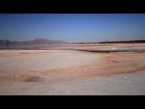 Lake Urmia - دریاچه ارومیه - Travel to Iran