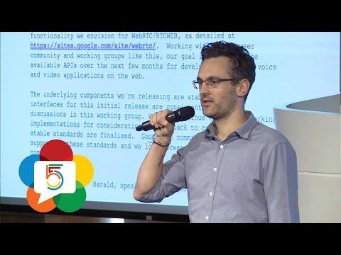 WebRTC Update (Kranky Geek WebRTC Brazil 2016)