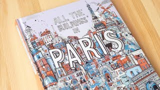 Review: All the Buildings in Paris by James Gulliver Hancock
