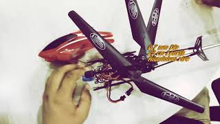 Dismantling the Helicopter | Know the Parts of Helicopter | Helicopter Assembly