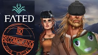Fated: The Silent Oath - Vinkingos en Realidad Virtual - VR
