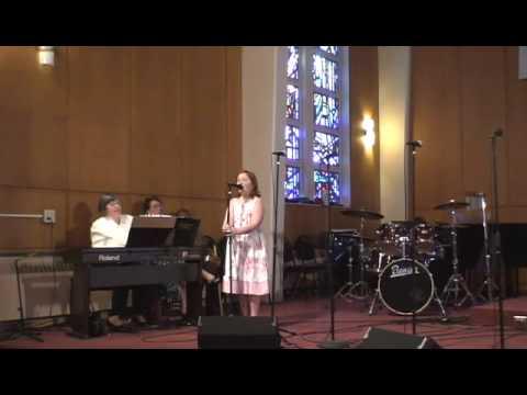 Amazing Grace - Madolyn Abigail Vogel (10yrs Old)