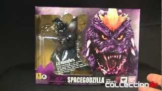 Bandai S.H. MonsterArts SpaceGodzilla - CollectionDX