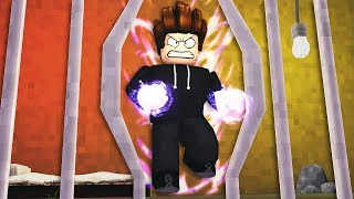 Super Villain BREAKS OUT OF JAIL !? - Roblox Roleplay (Mad City)