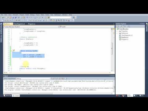[excodevn.com][OOC#] Bài 06: Đóng gói dữ liệu với Property trong C#