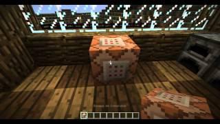 TUTORIAL| Como Hacer Bloque De Comando| Minecraft 1.5.2